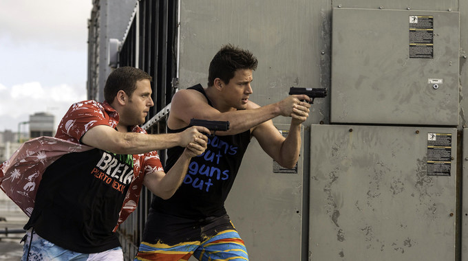 Photo SLIDE pour 22 JUMP STREET