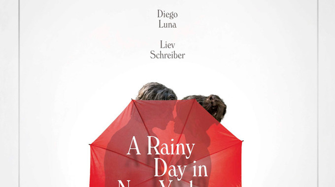 Photo du film Un jour de pluie à New York