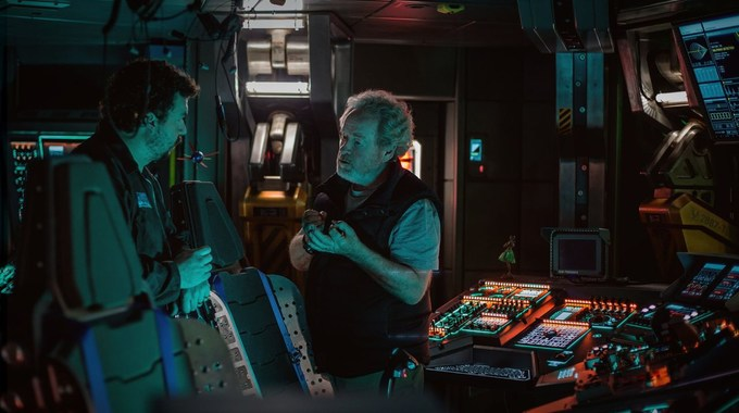 Photo SLIDE pour Alien: Covenant