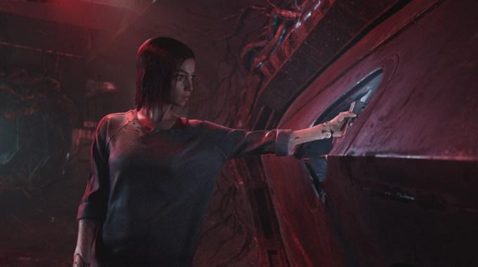Photo du film Alita : Battle Angel en 3D