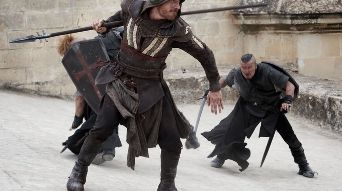 Photo du film Assassin's Creed