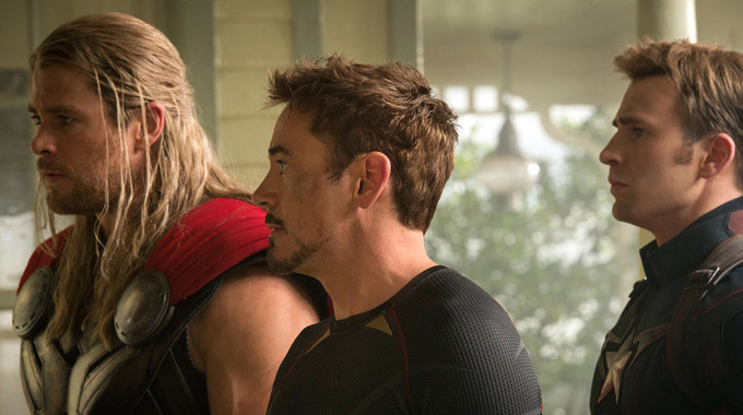 Photo SLIDE pour AVENGERS, L'ERE D'ULTRON