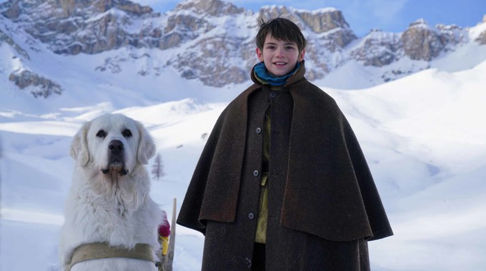 Photo du film Belle et Sébastien 3 : le dernier chapitre
