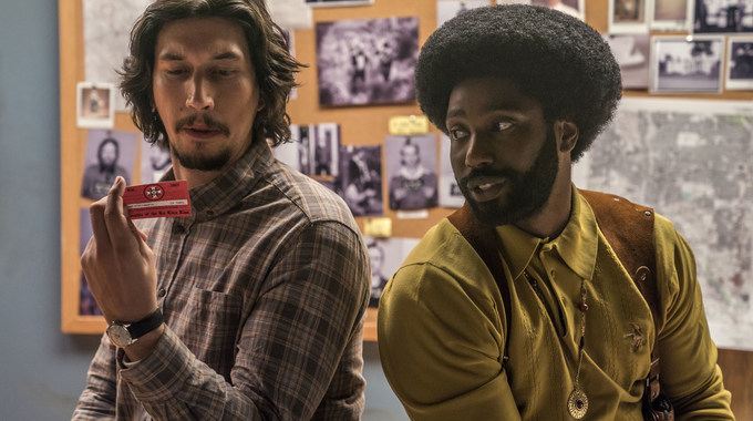 Photo du film BlacKkKlansman - J'ai infiltré le Ku Klux Klan