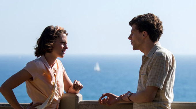 Photo SLIDE pour Café Society