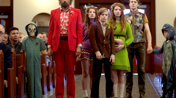 Photo du film Captain Fantastic