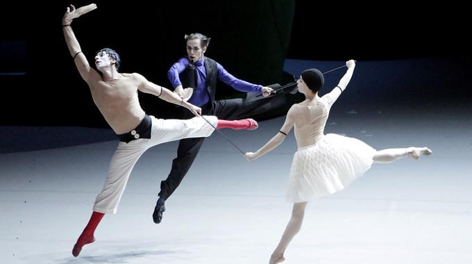 Photo du film Carmen suite / Petrouchka (Bolchoï - Pathé Live)