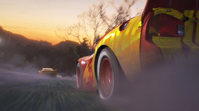 Photo du film Cars 3 en 3D