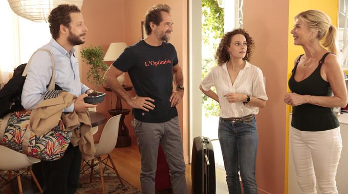 Photo du film Chacun chez soi