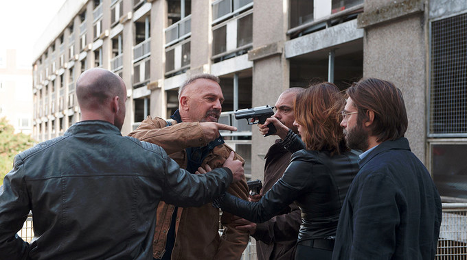 Photo du film Criminal - Un espion dans la t�te