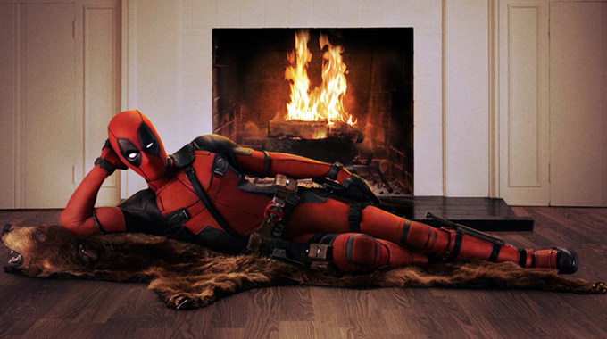 Photo SLIDE pour Deadpool