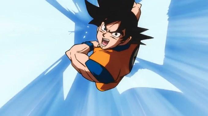 Photo du film Dragon Ball Super: Broly