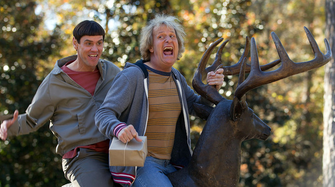 Photo SLIDE pour DUMB & DUMBER DE