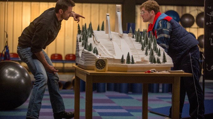 Photo du film Eddie The Eagle
