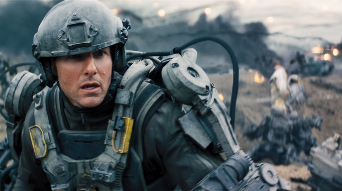 Photo 1 pour EDGE OF TOMORROW EN 3D