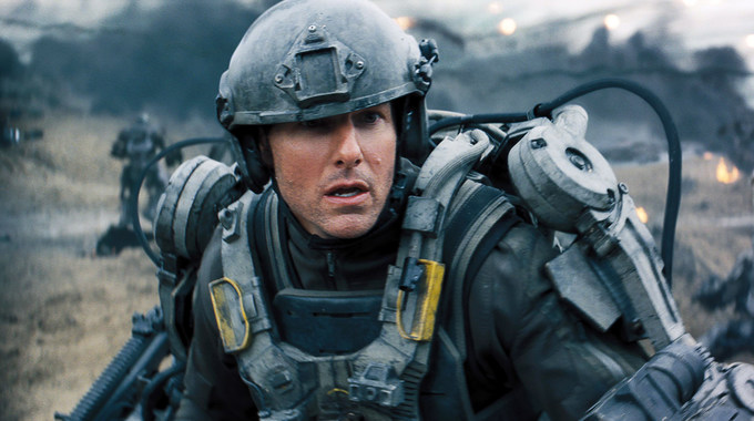 Photo SLIDE pour EDGE OF TOMORROW