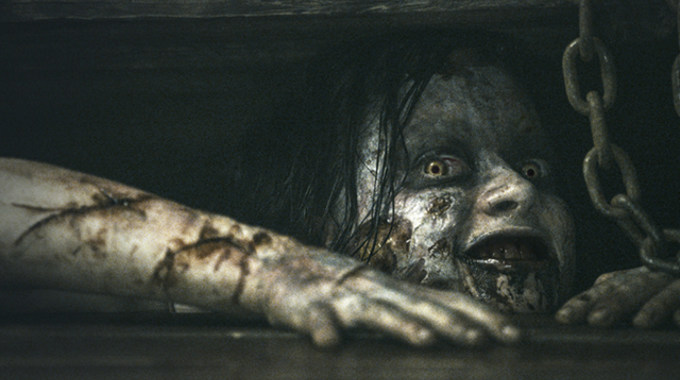 Photo SLIDE pour EVIL DEAD