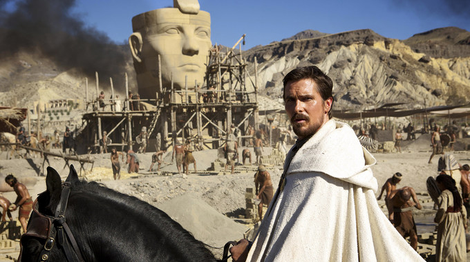 Photo SLIDE pour EXODUS : GODS AND KINGS EN 3D