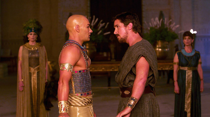 Photo SLIDE pour EXODUS : GODS AND KINGS