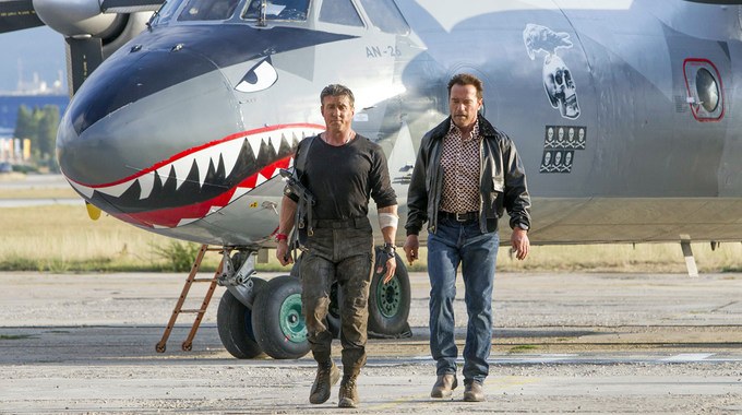 Photo SLIDE pour EXPENDABLES 3