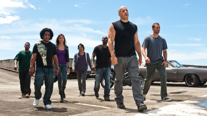 Photo 1 pour FAST & FURIOUS 5