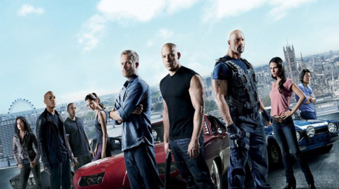 Photo 1 pour FAST & FURIOUS 6
