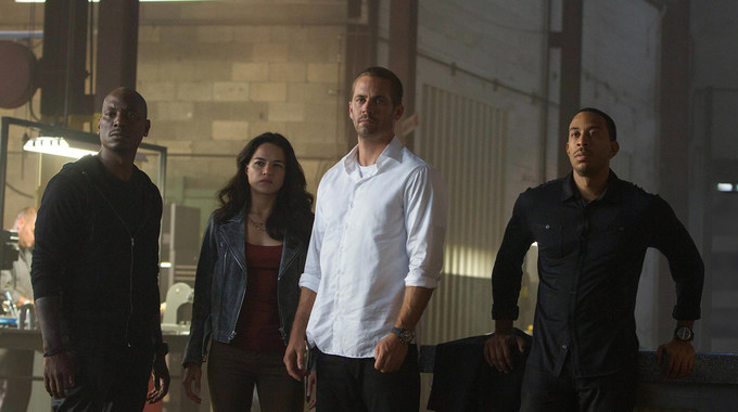 Photo SLIDE pour FAST & FURIOUS 7