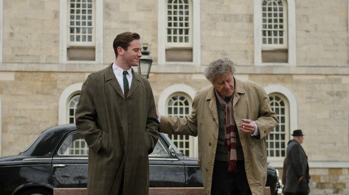 Photo du film Alberto Giacometti, The Final Portrait