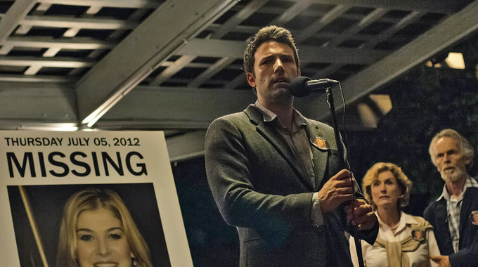 Photo SLIDE pour GONE GIRL