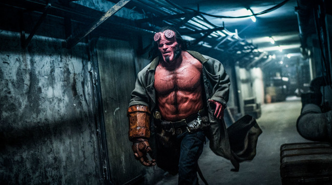 Photo du film Hellboy