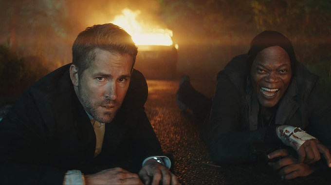 Photo du film Hitman & Bodyguard