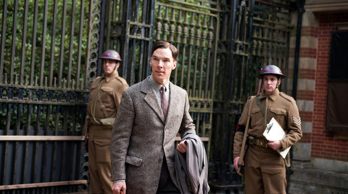 Photo SLIDE pour IMITATION GAME