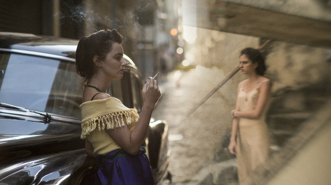 Photo du film La Vie invisible d'Eurídice Gusmão