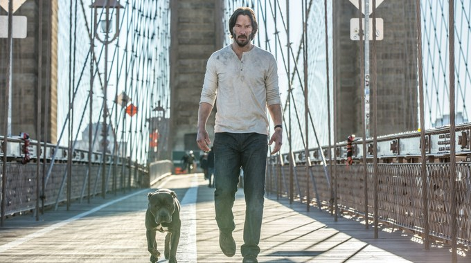 Photo du film John Wick 2