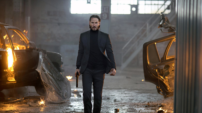 Photo SLIDE pour JOHN WICK