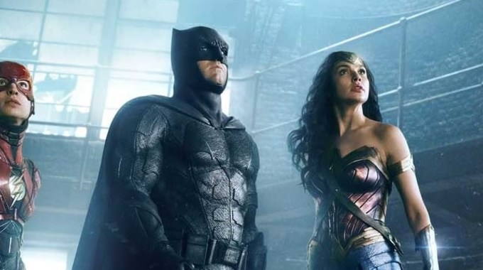 Photo SLIDE pour Justice League