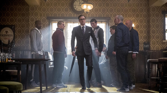 Photo SLIDE pour KINGSMAN : SERVICES SECRETS