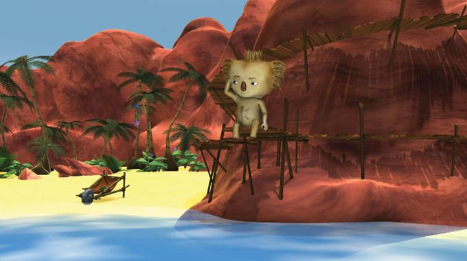 Photo du film Kinoa et l'île merveilleuse