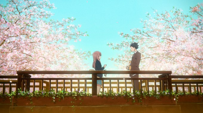 Photo du film Silent Voice