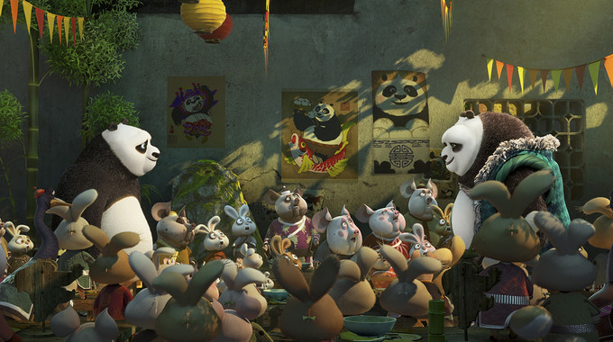 Photo du film Kung Fu Panda 3