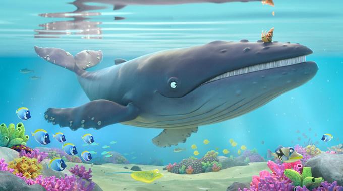 Photo du film La Baleine et l'escargote