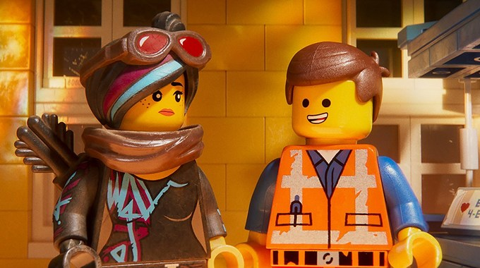 Photo du film La Grande Aventure Lego 2