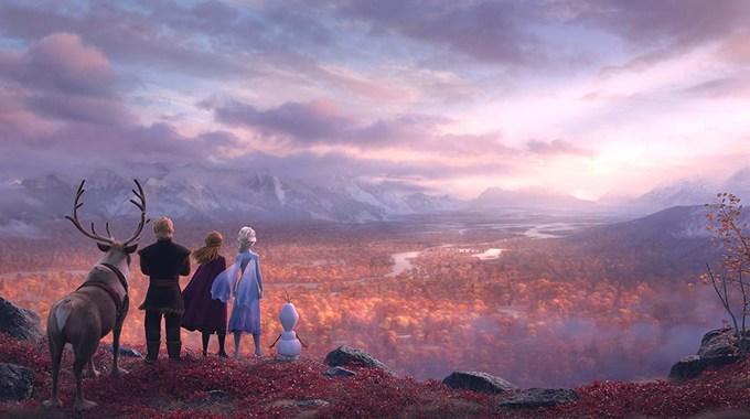 Photo du film La Reine des neiges II