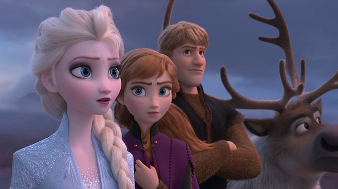 Photo du film La Reine des neiges 2