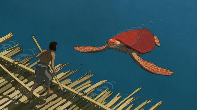 Photo du film La Tortue rouge