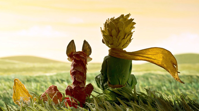 Photo SLIDE pour LE PETIT PRINCE