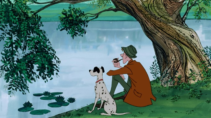 Photo du film LES 101 DALMATIENS