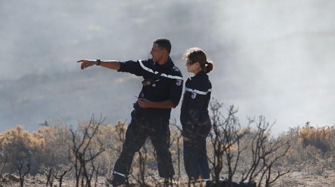 Photo du film Les Hommes du feu