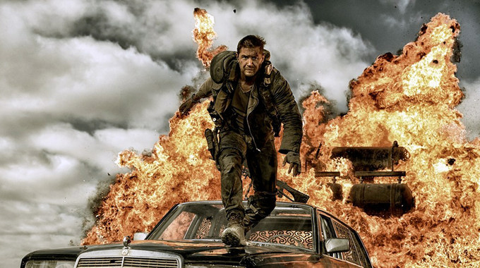 Photo SLIDE pour MAD MAX : FURY ROAD EN 3D