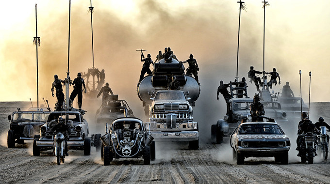 Photo SLIDE pour MAD MAX : FURY ROAD